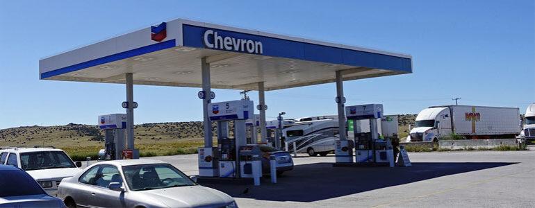 Chevron Gas Stations Near Me
