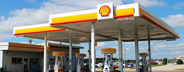 Shell Gas Stations Near Me